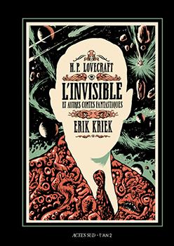 L'invisible et autres contes fantastiques - Erik Kriek