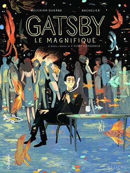 Gatsby - Couv'