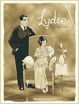 Lydie - Zidrou