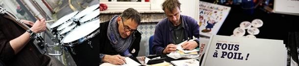 Salon du livre Arras - 2014