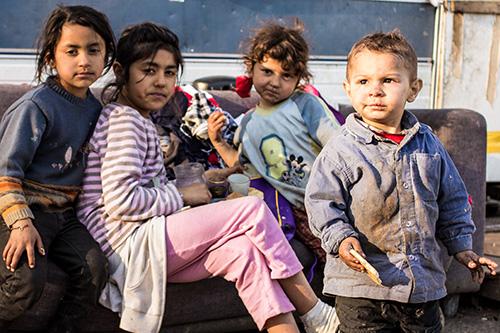 Voyage à Roms - 2014